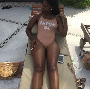 Other - Birthday Suit Bikini